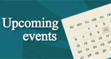 SSND upcoming events