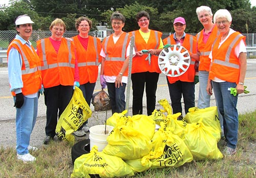 Shalom - Highway Clean up